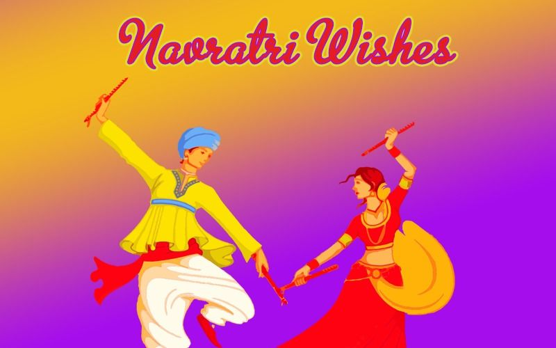 Happy Navratri Wishes, Quotes, Gifs, Whatsapp Messages and Status To Share On Ghatasthapana 2020