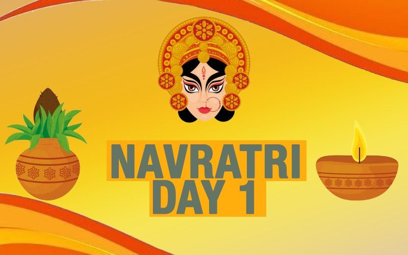 Navratri 2020 Day 1 Color, Significance, Puja Vidhi, Mantra - All You Need To Know