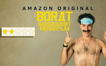 Borat Subsequent Moviefilm Movie Review: Sacha Baron Cohen Is Back And Is As Cheeky As Before