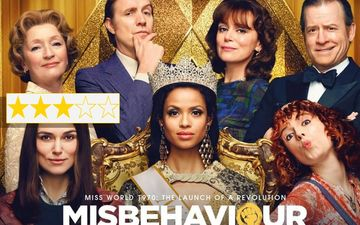 Misbehaviour Movie Review: Knightley, Gugu Mbatha-Raw, Jessie Buckley Starrer Salutes The Women's Movement