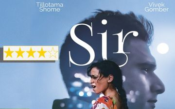 SIR Movie Review: Starring Tillotama Shome And Vivek Gomber Is A Sir-Realistic Experience