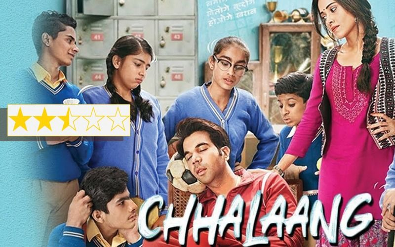 Chhalaang Movie Review: Rajkummar Rao, Nushrratt Bharuccha And Mohammed Zeeshan Ayyub's Film Ticks All The  Boxes But  Fails