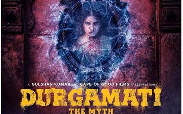 Durgamati: Akshay Kumar Unveils First Look Poster Of A Fierce-Looking Bhumi Pednekar; Here's When The Film Will Hit Amazon Prime