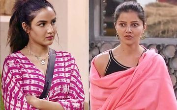 Bigg Boss 14: Jasmin Bhasin- Rubina Dilaik's Fight Continues; Former Threatens 'If I Get Personal, Things Won't Sound Nice On National TV'- WATCH