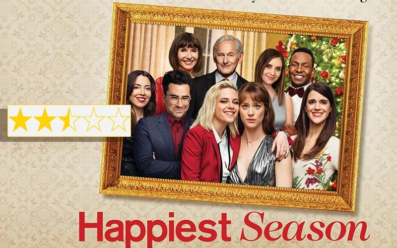 Happiest Season Movie Review: This Same-Sex Romantic Comedy Is A Treat For All The Kristen Stewart Fans