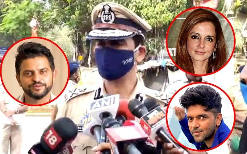 Suresh Raina, Sussanne Khan, Guru Randhawa Booked By Mumbai Police; Joint CP Vishwas Nangre Patil Says, 'It's Not A Matter Of Drugs Or Rave Party'