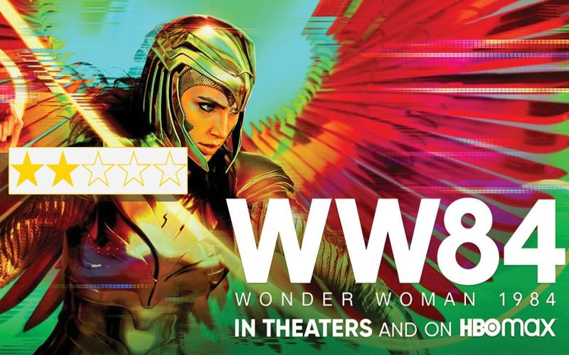 Wonder Woman 1984 Review: This Gal Gadot Starrer Fails To Deliver The Feeling Of Pure Adrenaline Rush, Unlike Its Prequel