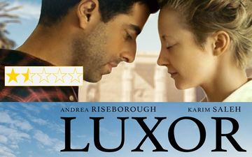 Luxor Movie Review: The Film Is A Tourist's Version Of A Real Love Story That Stars Andrea Riseborough as Hana And Michael Landes as Carl