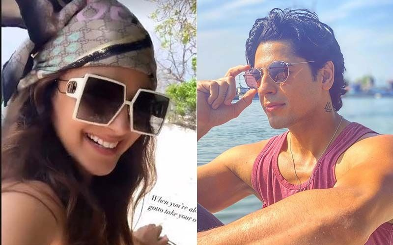 Kiara Advani Reveals She Has Been Taking Her Own Pictures In Maldives Amid Speculations Of Her Romantic Getaway With Sidharth Malhotra
