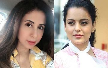 Kangana Ranaut SLAMS Urmila Matondkar Over Buying Office Worth Rs 3 Crore; Latter HITS BACK Saying She Bought It With Her Hard-Earned Money