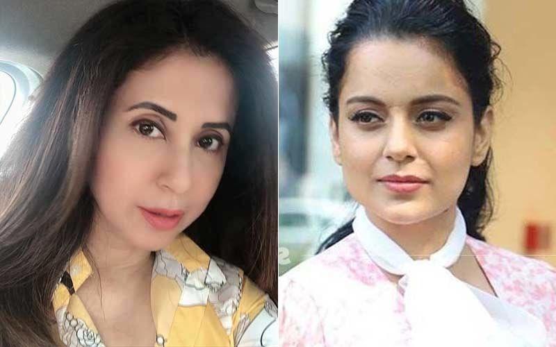 Kangana Ranaut SLAMS Urmila Matondkar Over Buying Office Worth Rs 3 Crore; Latter HITS BACK Saying She Bought It With Her Hard-Earned Money