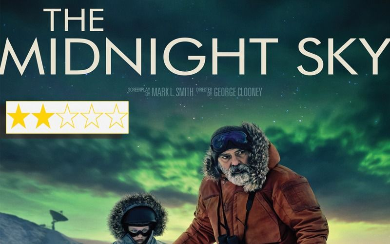 The Midnight Sky Review: George Clooney's Film For Netflix Is Bleak, Depressing