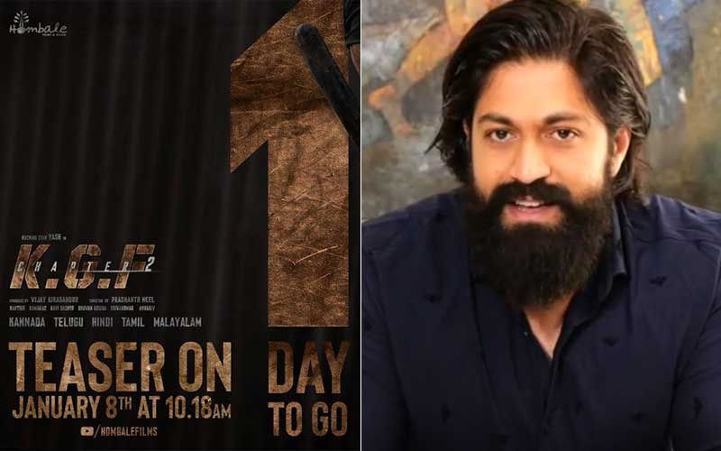 KGF 2 Teaser: Yash Opens Up On His Character Before The Release; Says 'You Will See Different Shades To Rocky That You Haven't Seen Before'