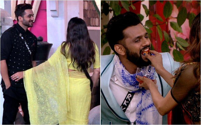 Bigg Boss 14 Jan 17 SPOILER ALERT: Nikki Tamboli Names Rahul Vaidya As Her 'Farebi', Aly Goni- Sonali Phogat Dance To Salman Khan's Romantic Song