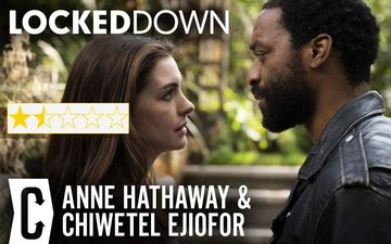 Locked Down Review: This Anne Hathaway-Chiwetel Ejiofor Starrer Is A Tragic Covid Casualty