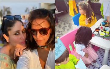 INSIDE Karan Johar's Kids Yash And Roohi's Birthday Bash: Kareena Kapoor Khan, Neha Dhupia Share Lovely Pictures From The Party