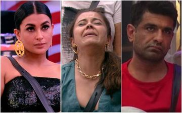 Bigg Boss 14: Pavitra Punia On Devoleena Bhattacharjee's Game As Eijaz Khan's Proxy: 'What She's Doing Is Completely Opposite Of What Eijaz's Image Is'