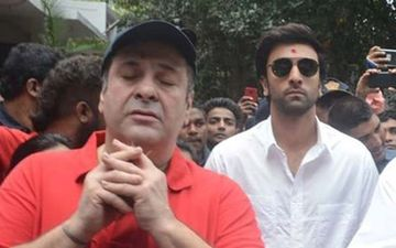 Ranbir Kapoor Is Deeply Affected By His Uncle Rajiv Kapoor's Death