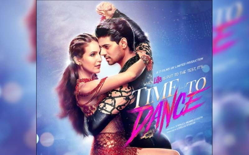 Time To Dance: Sooraj Pancholi And Isabelle Kaif Leave Netizens Impressed With Their Chemistry And Dance Moves In The Title Track; WATCH