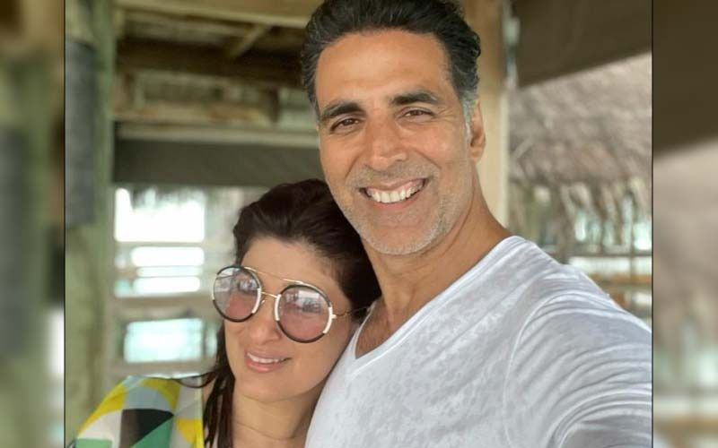 Akshay Kumar And Twinkle Khanna Give Fans A Glimpse Into Their Beach Time; Actor Says 'Grateful For This Getaway In Pandemic'