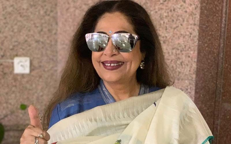 Kirron Kher Diagnosed With Blood Cancer; Anupam Kher Writes A Heartbreaking Post, Requests Fans To Keep Sending Love