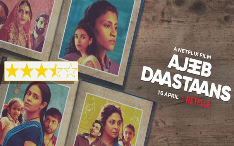 Ajeeb Daastaans REVIEW: Uneven But Interesting Anthology With A Stand-out Turn Starring Jaideep Ahlawat, Fatima Sana Shaikh And Konkona Sen