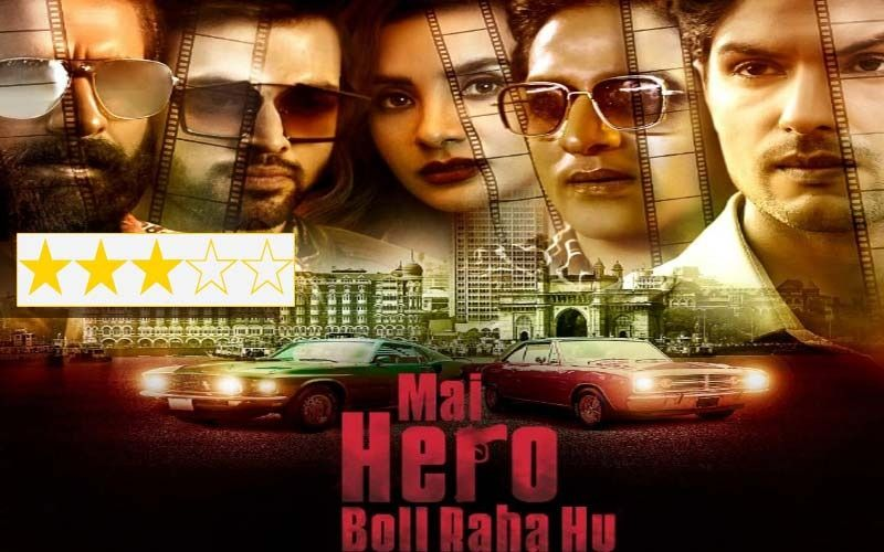 Mai Hero Boll Raha Hu Review: Welcome The New Gangster In Town, Nawab Aka Parth Samthaan In A Never Seen Before Avatar Of A Crime Lord