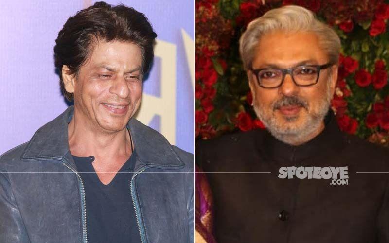 Shah Rukh Khan To Feature In Sanjay Leela Bhansali's Romantic Film Titled Izhaar? Deets INSIDE
