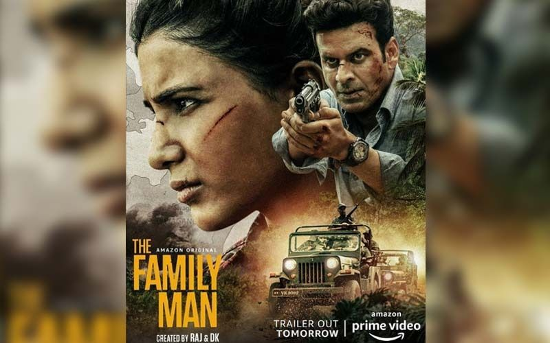 Family Man 2: Samantha Akkineni In Action In This Most-Awaited Hindi Web Series, Catch Teaser Now