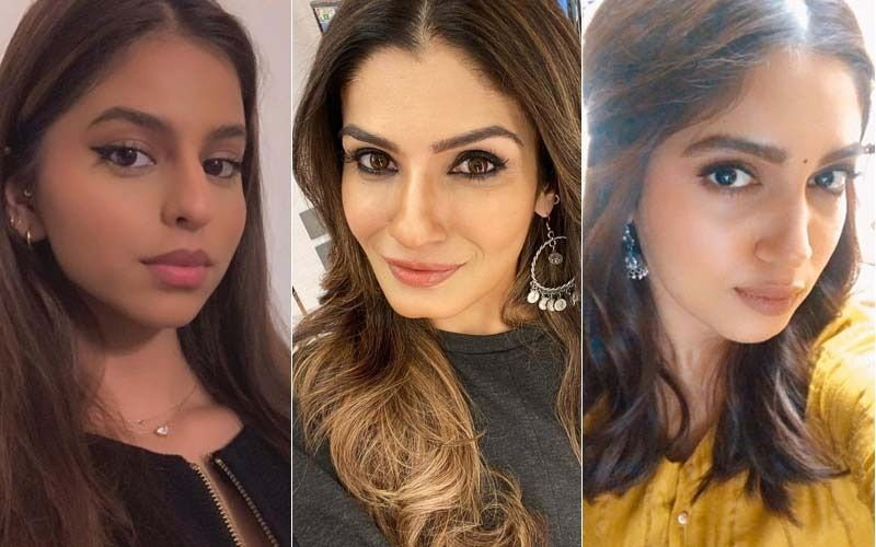 Suhana Khan To Raveena Tandon And Bhumi Pednekar: List Of Stars Who Received Marriage Proposals On Twitter; Find Out Their Hilarious Reactions