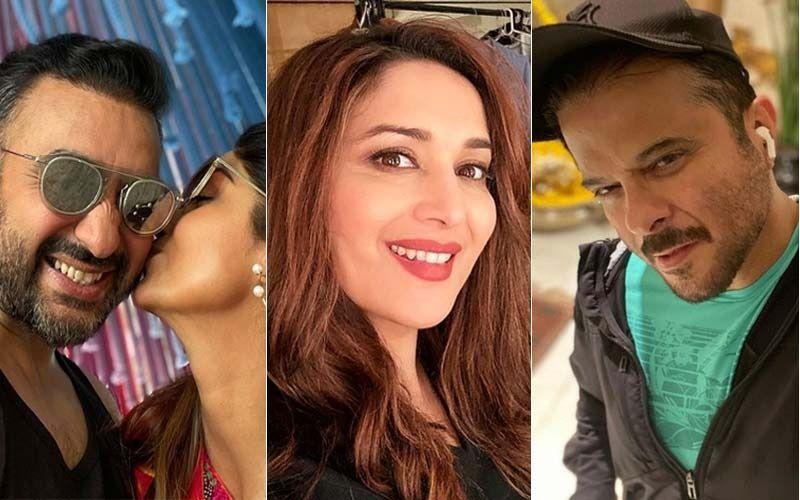 Happy Birthday Shilpa Shetty: Raj Kundra, Madhuri Dixit, Anil Kapoor And Others Shower Birthday Love On The Actress