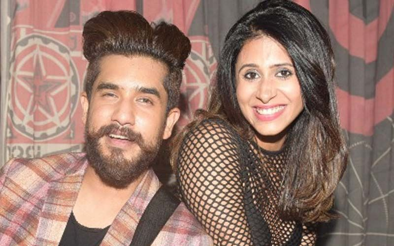 Inside Pictures Of Kishwer Merchant's Grand Baby Shower Bash: Hubby Suyyash Rai Pampers Mom To Be With Cake