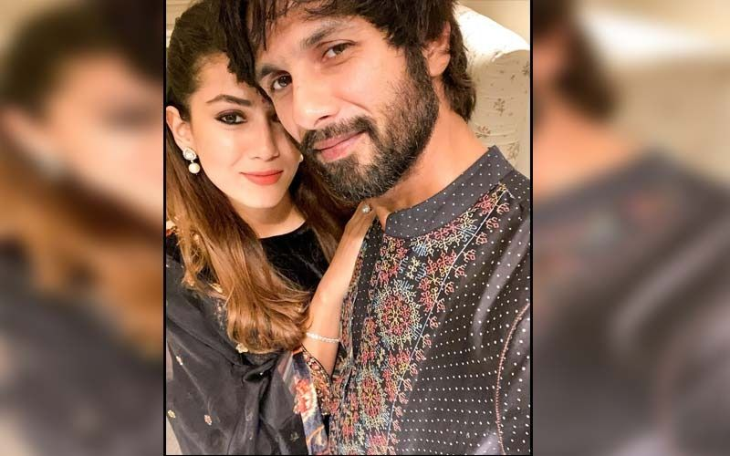 Shahid Kapoor Wakes Up To The View Of Mira Rajput And The Sea From His New Dreamy Home; Wifey Illustrates 'Ways To Say Good Morning'