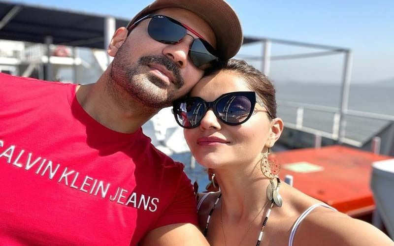Rubina Dilaik Reveals She Felt 'Insecure' About Her Relationship With Abhinav Shukla; Actress Thought 'There Are Far Better Women Out There For Him'