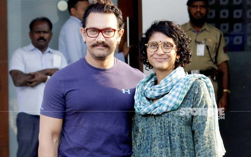 Aamir Khan And Kiran Rao Get Filmed While Dancing Together, Post Divorce Announcement; Former Couple Dresses Up In Ladakhi Attire