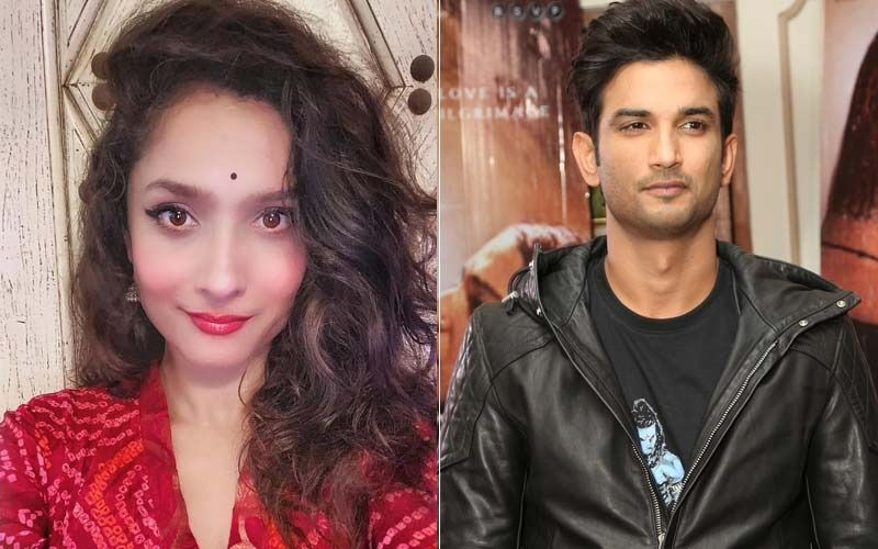 Ankita Lokhande's Reaction To A Pap On Missing Sushant Singh Rajput in Pavitra Rishta 2.0 Leaves Netizens Furious; Says 'Boycott Her New Show'