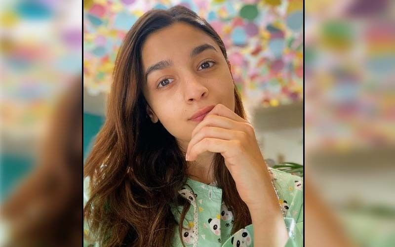 Alia Bhatt Looks Uber Cool As She Is Papped After Pack-Up On The Sets Of Darlings In Mumbai; See PHOTO