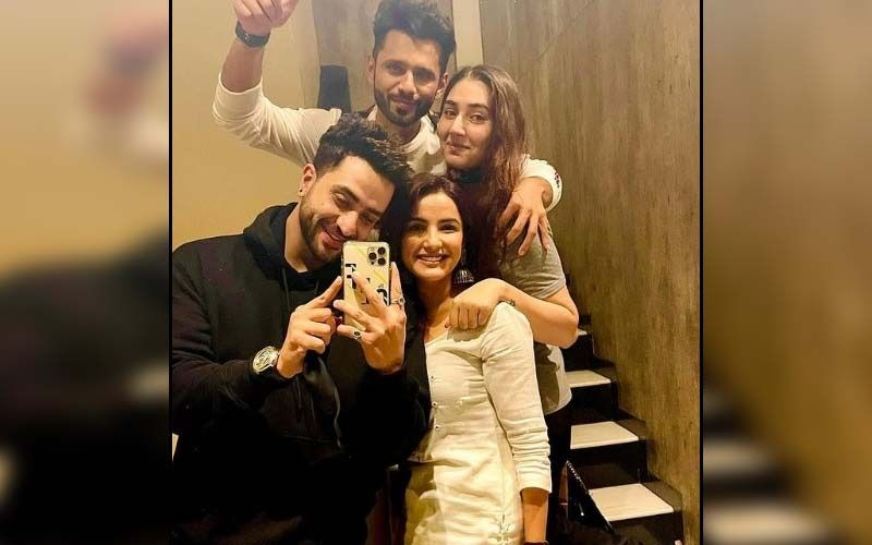 Aly Goni Sends Love And Blessings To Rahul Vaidya And Disha Parmar As The Couple Announce Their Wedding