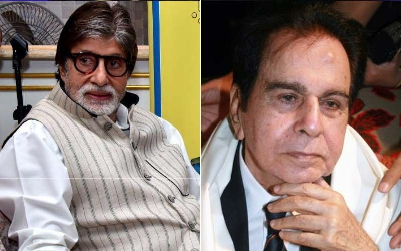 Dilip Kumar Passes Away: Amitabh Bachchan Says 'An Institution Of Indian Cinema Has Gone, An Epic Era Has Drawn Curtains'