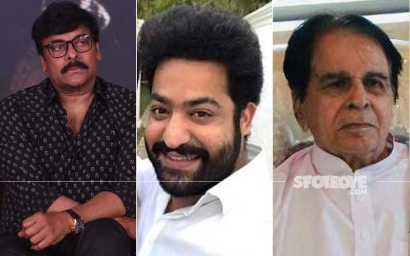 Dilip Kumar Dies At 98: Chiranjeevi, Jr NTR And Other South Celebs Mourn The Loss Of Tragedy King Of Bollywood; See Tweets