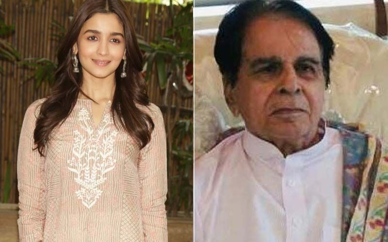 Dilip Kumar Passes Away: Alia Bhatt Mourns The Veteran's Demise, Says 'He Will Always Be The Gold Standard For Actors To Imbibe From'