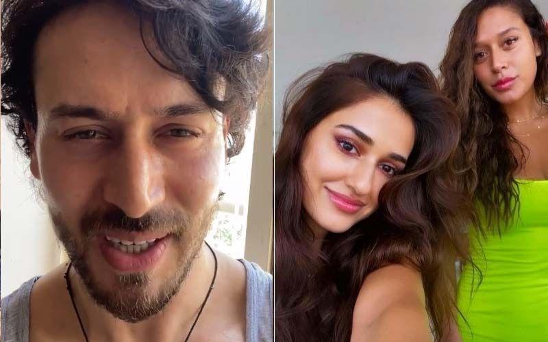 Did Krishna Shroff Just Confirm Tiger Shroff And Disha Patani Are Dating? Read DEETS Here