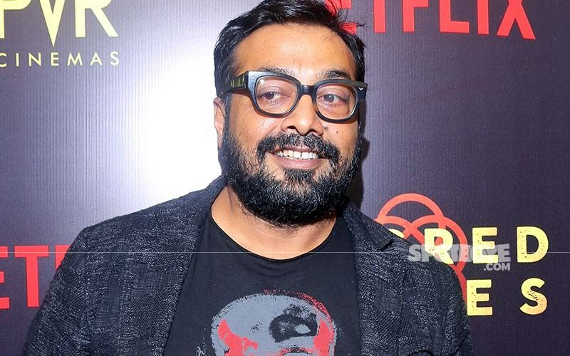 Cannes Film Festival 2021: Anurag Kashyap Posts A Candid Selfie With His 'Festival Companion'; Gives A Sneak-Peek