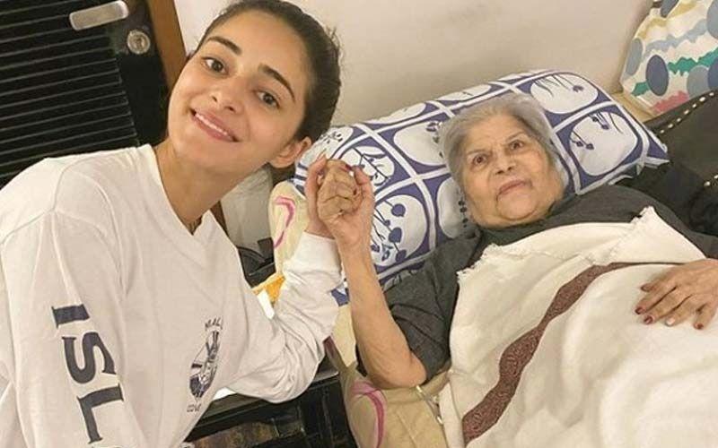 Ananya Panday's Grandmother Dies: Ishaan Khatter, Malaika Arora, Navya Naveli Nanda, Karisma Kapoor And Others Visit Chunky Panday's House: WATCH