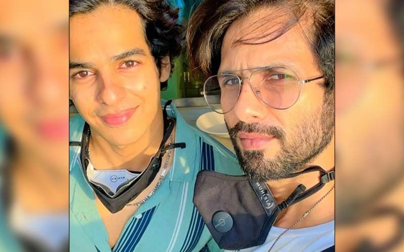 Shahid Kapoor Kickstarts His Morning With Cycling, Turns 'DJ And Videographer' For Brother Ishaan Khatter; Watch