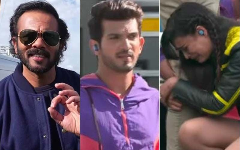 Khatron Ke Khiladi 11: Rohit Shetty Turns 'Bigg Boss' And Plays A Hilarious Prank On The Crew Members With The Help Of Shweta Tiwari And Arjun Bijlani -WATCH