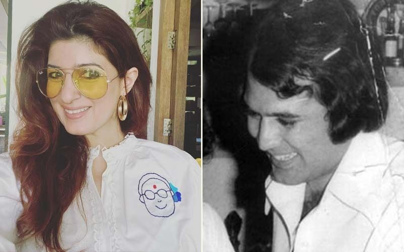 Rajesh Khanna Death Anniversary: Twinkle Khanna Shares An Unseen Video Of Kaka Giving An Interview While Shooting A Dance Sequence In 1974
