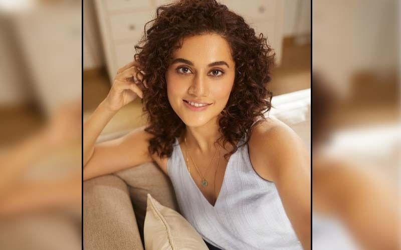 Taapsee Pannu On Choosing Films And Talent For Her Production House: 'Never Claimed That I Will Give Work Only To Outsiders'