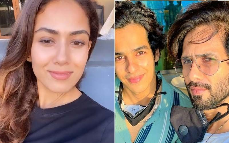Shahid Kapoor And Ishaan Khatter Get Reprimanded By Mom Neliima And Mira Rajput For This Reason And It's Quite Relatable-Watch Video