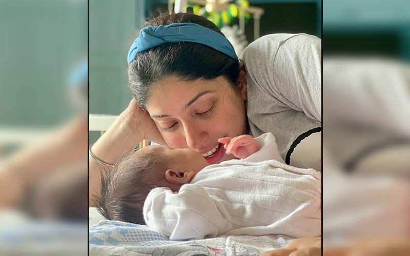 New Mom Aditi Malik Talks About 'Whirlwind Of Emotions' She Experienced After Giving Birth; Drops Her Candid Tired Pic With Son Ekbir